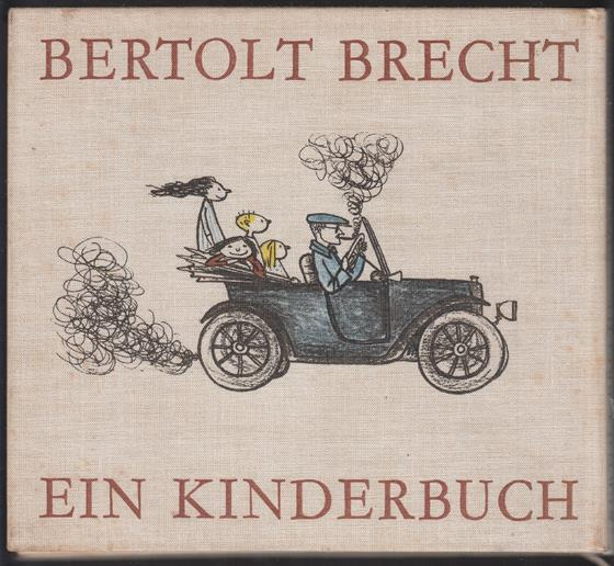 Ein Kinderbuch.: Brecht, Bertolt /