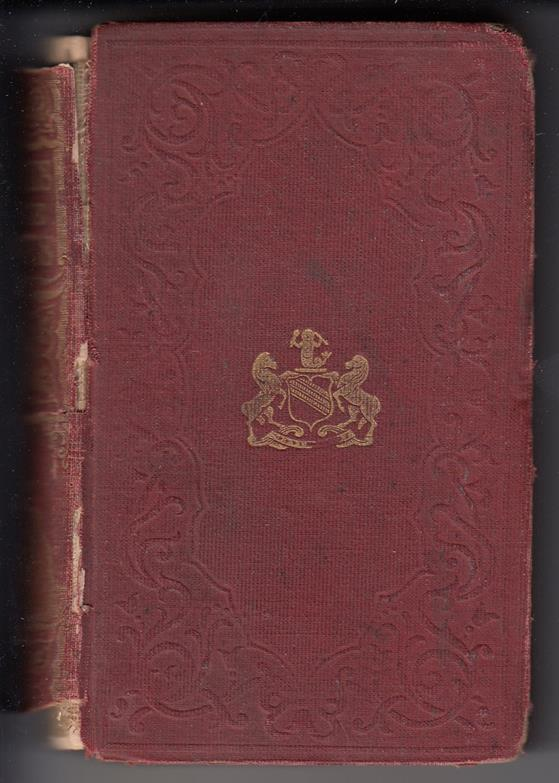 Choice Works of Lord Byron (cover title: Lord Byron