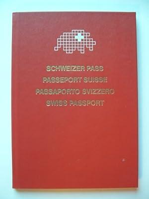 Schweizer Pass.: Verlag am Wasser