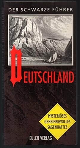 Der schwarze Führer Deutschland. 253 geheimnisvolle Stätten: Ziemann, Johanna M.