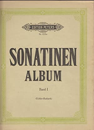 Sonatinen-Album. Sammlung beliebter Sonatinen, Rondos und Stücke: Köhler, Louis /