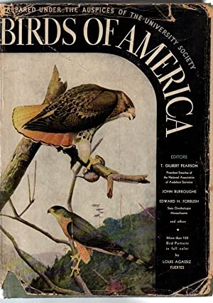 )Birds of America. With 106 Plates in Full Color by Louis Agassiz Fuertes.