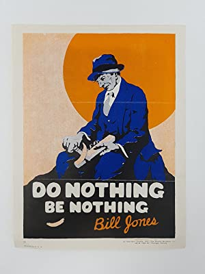 Do Nothing Be Nothing
