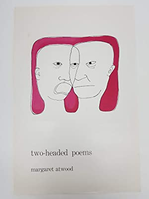 Broadside Print for 'Two-Headed Poems'