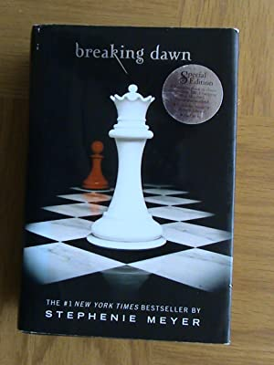 Breaking Dawn Special Edition (The Twilight Saga): Stephenie Meyer