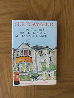 The Illustrated Secret Diary of Adrian Mole: Sue Townsend