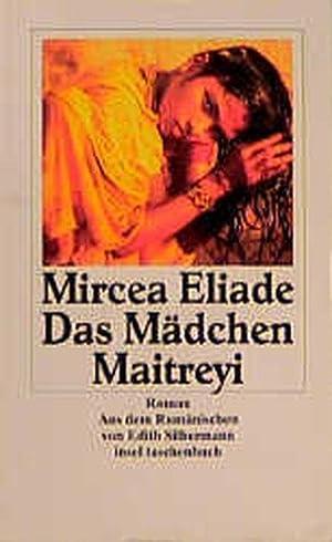 Das Mädchen Maitreyi Roman: Eliade, Mircea und