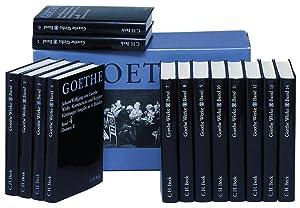 Goethe. Werke / Goethe Werke Hamburger Ausgabe: Goethe, Johann Wolfgang