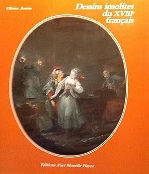 Dessins Insolites Du XVIIIe Francais: Aaron, Olivier
