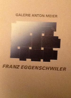 Franz Eggenschwiler Herbst/automne 1978