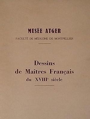 Dessins de Maitres Francais du XVIII siecle