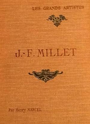 J.-F. Millet: Henry Marcel+