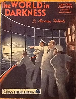 The World in Darkness: Murray Roberts