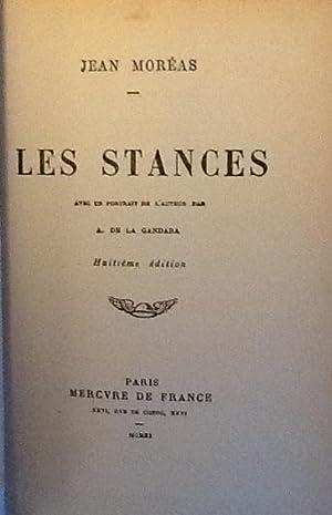 Les Stances: Jean Moreas