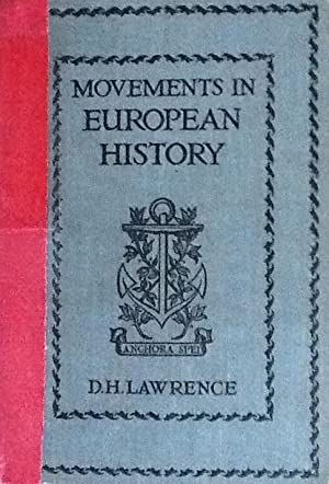 Movements in European History: D.H. Lawrence