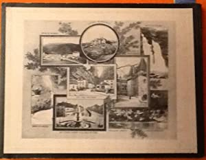 Le Livre D'Or du Cinquantenaire 1848-1898 Jubile de la Republique Neuchateloise