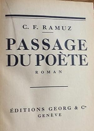 Passage du Poete: C. F. Ramuz