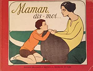 Maman, Dis-moi.: Germaine Montreuil-Strauss