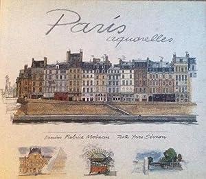 Paris, carnet de croquis: Simon, Yves