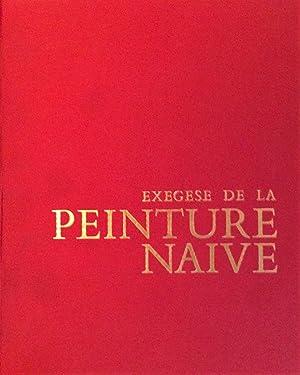 Exegese de la Peinture Naive: Albert Dasnoy