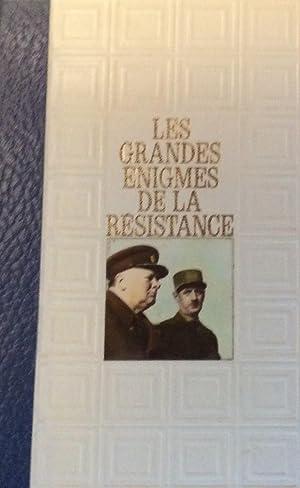 Les Grandes Enigmes de la Resistance: Bernard Michal