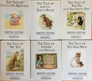 the Tale of Ginger and Pickles: Beatrix Potter