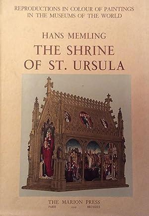 Hans Memling The Shrine of St Ursula