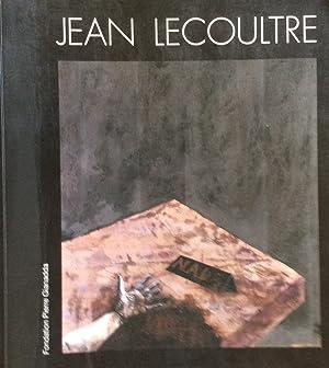 Jean Lecoultre