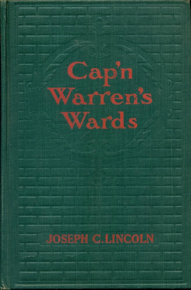 CAP'N WARREN'S CHILDREN Lincoln, Joseph C. Near Fine Hardcover