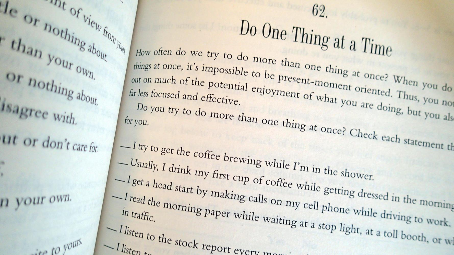 THE DON'T SWEAT THE SMALL STUFF WORKBOOK : Exercises, Questions ...