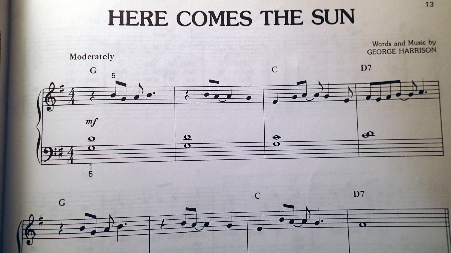 Populair EASY BEATLES FAVORITES : Sheet Music (Dan Fox Piano Library. Easy &XA82