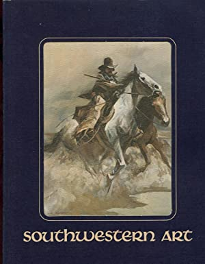 SOUTHWESTERN ART : A Journal Devoted to: Helberg, Charlotte; Helberg,