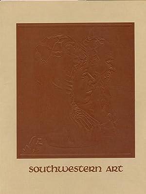 SOUTHWESTERN ART : A Journal Devoted to: Cornelius, Craig; Helberg,