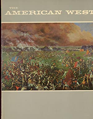 THE AMERICAN WEST : Magazine of the Western History Assc: SPECIAL THE REPUBLIC OF TEXAS ISSUE : V...