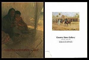 SOUTHWESTERN ART : A Journal Devoted to: Helberg, Bob; Helberg,