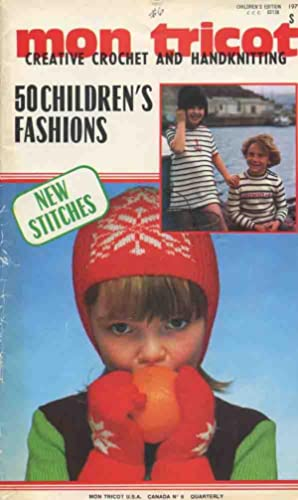 MON TRICOT : BABY-KNITTING : 50 Children's: Mon Tricot Editorial