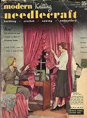 MODERN NEEDLECRAFT : Fall, 1950 : 10th: Meehan, Maggie (Editor)