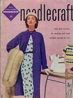MODERN NEEDLECRAFT : Spring-Summer 1956 : Number: Meehan, Maggie (Editor)