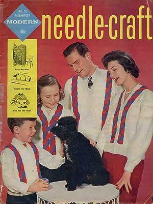 MODERN NEEDLECRAFT : Fall-Winter 1957 : No.: Caroll, Alice (Editor-in-Chief)