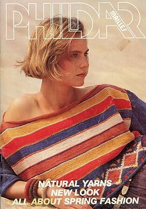 PHILDAR MAILLES : No. 104, 1983 : Phildar Editorial Staff