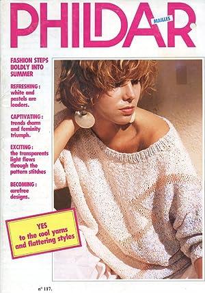 PHILDAR MAILLES : No. 117, 1985 : Phildar Editorial Staff
