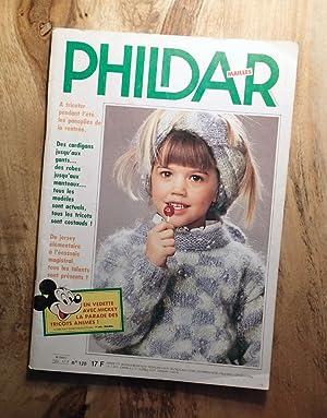 PHILDAR MAILLES : No. 120, 1995 : Phildar Editorial Staff