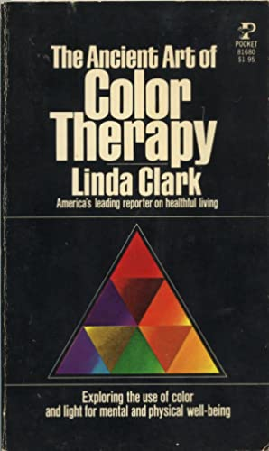 THE ANCIENT ART OF COLOR THERAPY (Pocket #81680)