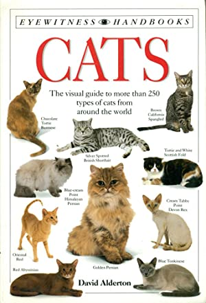 CATS : Dorling Kindersley Eyewitness Handbook: Alderton, David; Henrie, Marc