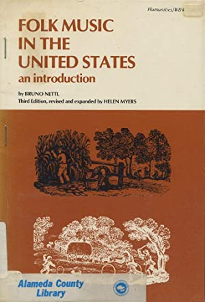 FOLD MUSIC IN THE UNITED STATES : An Introduction (3rd Revised Edition)