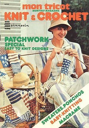 MON TRICOT KNIT & CROCHET : Patchwork: Mon Tricot Editorial