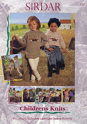 SIRDAR : CHILDRENS KNITS in Country Style: Sirdar Editorial Staff