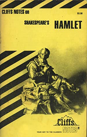 CLIFFS NOTES ON SHAKESPEARE'S HAMLET : New Edition