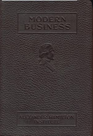 CORPORATION FINANCE : 1947 Edition (Modern Business Series)