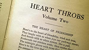 HEART THROBS VOLUME TWO : MORE HEART THROBS : THE OLD HOMESTEAD Contributed by the People in Prose ...